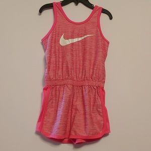 Girls Nike Jumper Size 6
